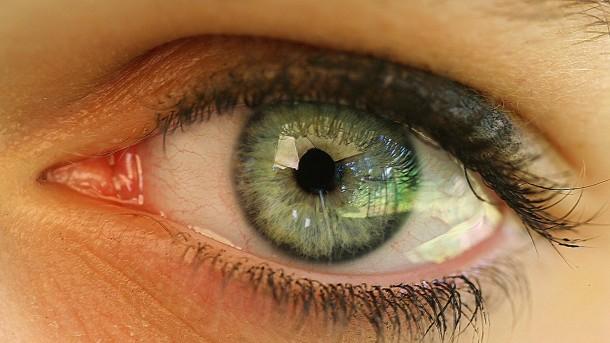 fascynujące oczy