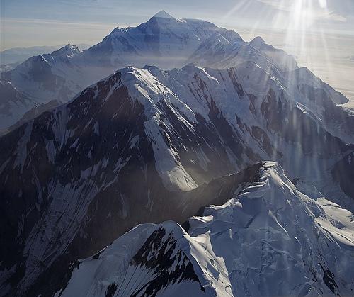 wzrok w górach